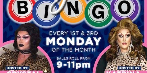 Board Room Drag Queen Bingo
