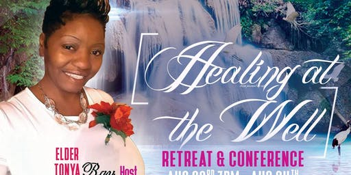 Healing At The Well Womens Retreat