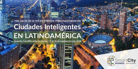 Smart City Business Colombia tickets