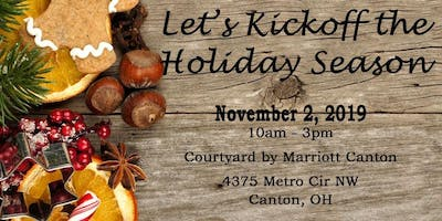 Let's Kickoff the Holiday Season Craft & Vendor Show