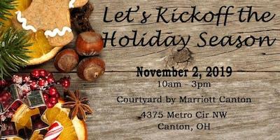 Let's Kickoff the Holiday Season Craft & Vendor Show