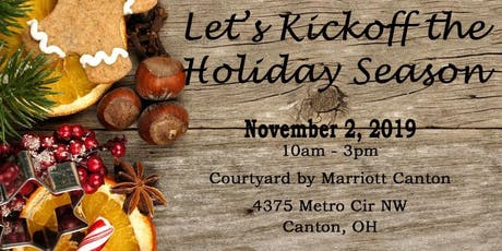 Let's Kickoff the Holiday Season Craft & Vendor Show tickets