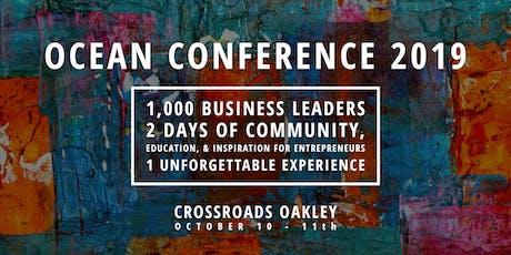 OCEAN Conference 2019 tickets