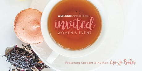 """Invited"" Women's Event tickets"