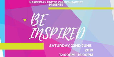 Be Inspired tickets