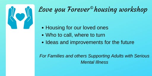 FAMIA presents - Love You Forever(c)  Housing Workshop