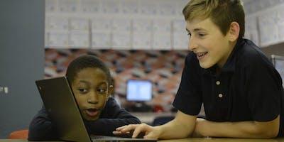 Hour of Code at Mizzentop Day School