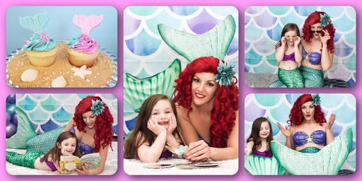 Mermaid Makeover Photoshoot- Layla Marie Princess Playtime
