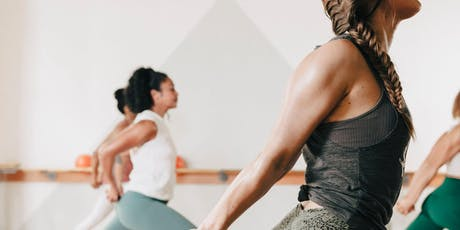 Free barre3 class tickets