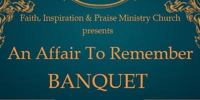 An Affair To Remember Formal Banquet