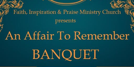 An Affair To Remember Formal Banquet