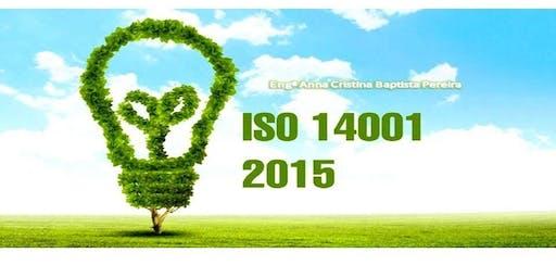 Sistema de Gestão Ambiental – Norma NBR ISO 14001, 2015
