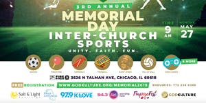 GodKulture Memorial Day Inter-Church Sports
