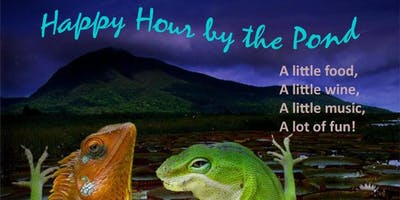 Happy Hour by the Pond - April 2020