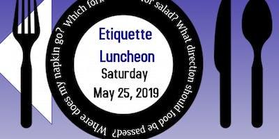 Etiquette Seminar