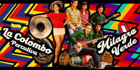 Ritmos Raros Presents: Noche de Cumbia Colombia V Peru tickets