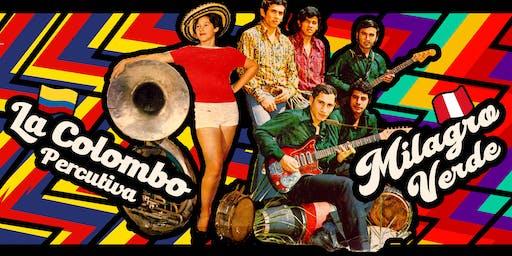 Ritmos Raros Presents: Noche de Cumbia Colombia V Peru