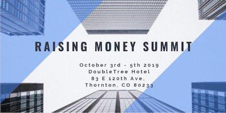 Raising Money Summit 2019 -VIP tickets