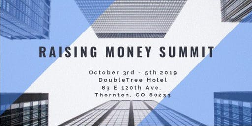 Raising Money Summit 2019 -VIP