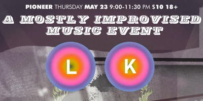Link Up : A Mostly Improvised Music Event