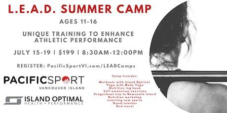 PSVI L.E.A.D Camp | Week One | July 15-19, 2019 tickets