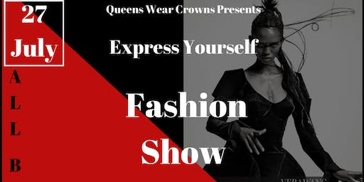Express Yourself Fashion Show