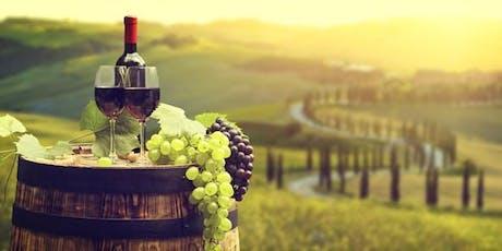 Tastes of Italy Wine Dinner tickets