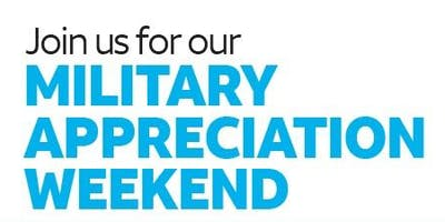 Military and First Responder Appreciation Event