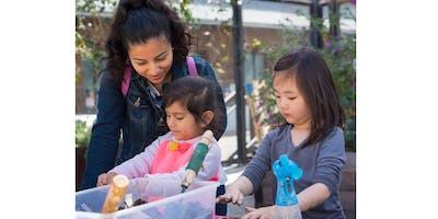 Family Garden Workshop: Themed Gardens