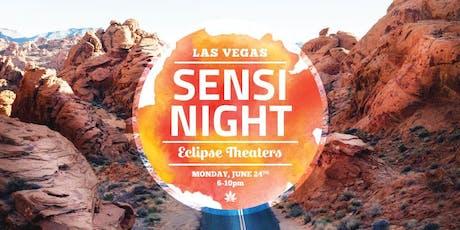 Sensi Night Las Vegas tickets