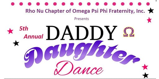 Rho Nu 5th Annual Daddy-Daughter Dance