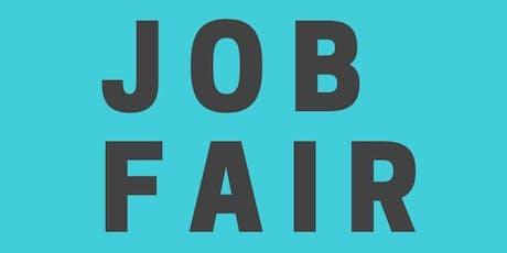 Open Interviews - JOB FAIR tickets