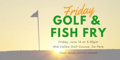 Friday Golf & Fish Fry