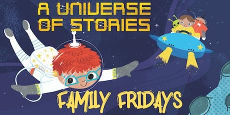 Family Fridays - Rocket Launch tickets