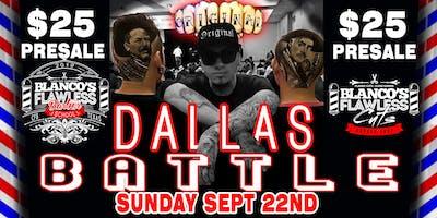 Dallas Barber Battle