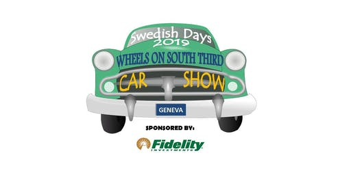 Swedish Days 2019 Wheels on South Third Car Show-Sign Up Your Car Here!