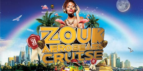 ZOUK and BAFANA CRUISE  tickets