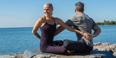 Date Night Partner Yoga