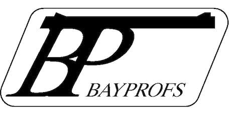 Bayprofs/NRA Basics of Pistol Shooting Class tickets
