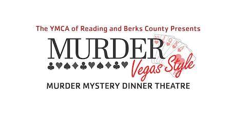 YMCA Murder Mystery Dinner tickets