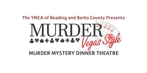 YMCA Murder Mystery Dinner