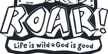 Roar - Vacation Bible School tickets