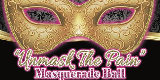 """Unmask the Pain"" Masquerade Ball"
