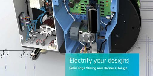 Solid Edge Wire & Harness Road Show