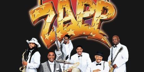 ZAPP tickets