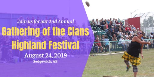 2nd Annual Gathering of the Clans Highland Festival