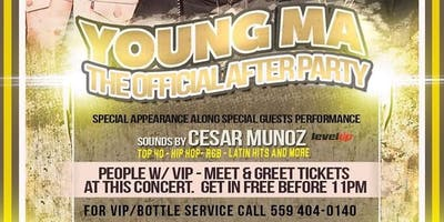 Young M.A / HaitiBabii/ Fashawn the Official After Party 18+/ 21+
