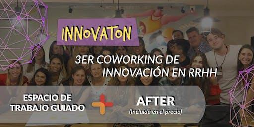 Innova-ton 3ra edición: Coworking de innovación en RRHH