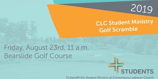 2019 CLC Student Ministry Golf Scramble