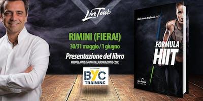 RIMINI in FIERA | Presentazione libro Formula HIIT